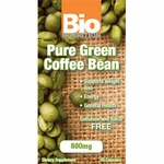Pure Green Coffee Bean Diet and Energy Supplement