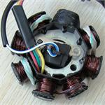 Stator with 8 coils 50cc and 150cc (specify engine size)