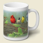 Bird Collection Mug