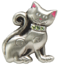 Gato Cat Key Finder from Finders Key Purse Collection