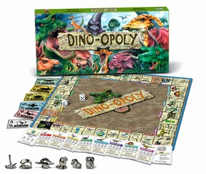 Opoly Board Games