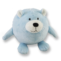Blue Bear My First Lubies Plush Stuffed Animal