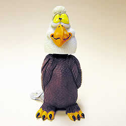 Eagle Bobblehaed Animal by Swibco