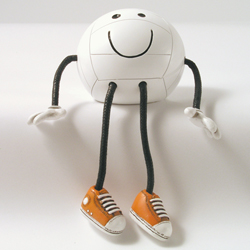Critter Sitter Volleyball by Swibco