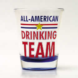 All American Drinking Team