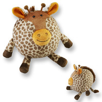 Giraffe Lubies Plush Stuffed Animal