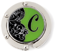 C Monogram Purse Hanger
