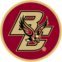 Boston College Eagles Key Finder from Finders Key Purse