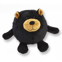 Black Bear Lubies Plush Stuffed Animal