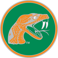 Florida A&M University Rattlers Key Finder from Finders Key Purse