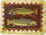 Cutting Board - Trout