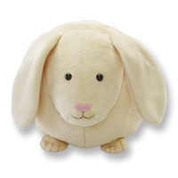 Bunny Rabbit Lubies Plush Stuffed Animal