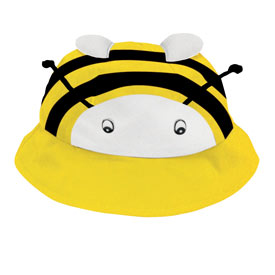 Bumble Bee Sun Hat