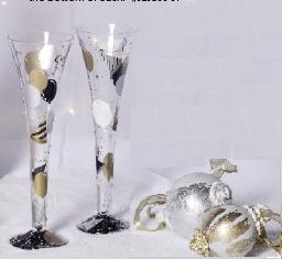 Celebration Champagne Set for Two by Lolita