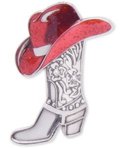 Boot & Hat Key Finder from Finders Key Purse Collection