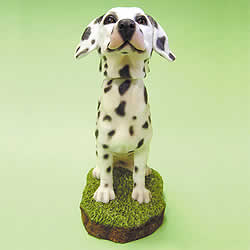 Dalmatian Bobblehead Dog by Swibco