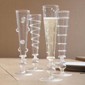 Champagne Flute Set of 4 - Save 25%