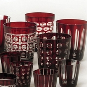 Etched Glass Tumblers - Set of 6 - Save 25%