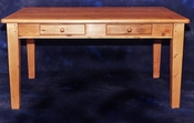 BHE Farm Table w/ Drawers