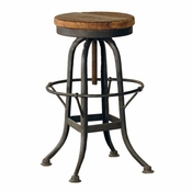 Industrial Bar / Counter Stool