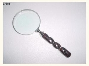 Twisted Horn Magnifier