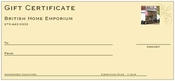Gift Certificate $400