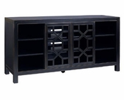 Sliding Door Plasma TV Console