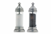 Match Pewter Toscana Salt / Pepper Mills