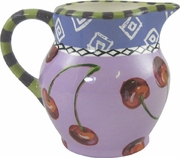 Fruit Frenzy/Cherry - Large Creamer