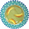 Fruit Frenzy/Banana - Big Rimmed Bowl