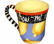 Show me the Money - Mug