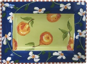Daisy/Pear - Rectangle Platter