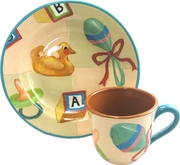Rubber Ducky - Child's Place Setting