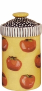 Striped Veggie - Large Canister