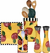 Fruit/Apple - Kitchen Set