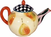 Pears '96 - Small Teapot