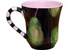 Black Fruit/Green Pear - Mug