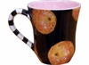 Black Fruit/Orange - Mug
