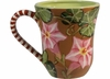 Pink Morning Glory - Mug