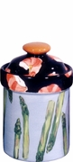 Shrimp/Vegetable - Medium Canister