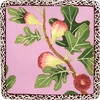 Nature's Fruit/Fig - Square Dinner Plate