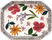 Fun Flower - Octagon Platter