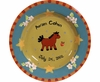 Child's Line/Horse - Deep Salad Plate