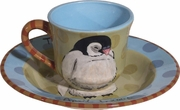 Child's Line/Penguin Blue - Child's Place Setting