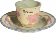 Child's Line/Pig - Child's Place Setting