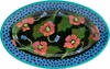 Moonlight Poppy - Large Oval Platter