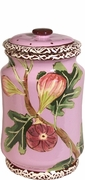 Nature's Fruit/Fig - Medium Biscuit Jar