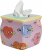 Pierced Hearts - Tissue Holder