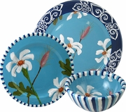 Daisy/Blue - Place Setting