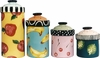 Fruit - Canister Set of 4